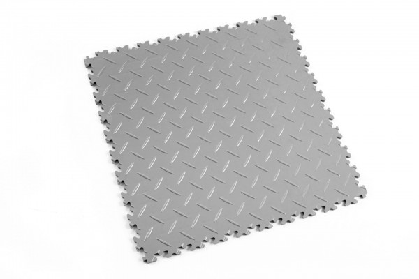 Klikvloer Tegel PVC Mechanic 7mm