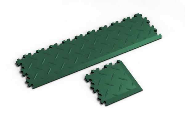 Klikvloer Tegel PVC Active Sport 7mm Eindstuk / Hoekstuk